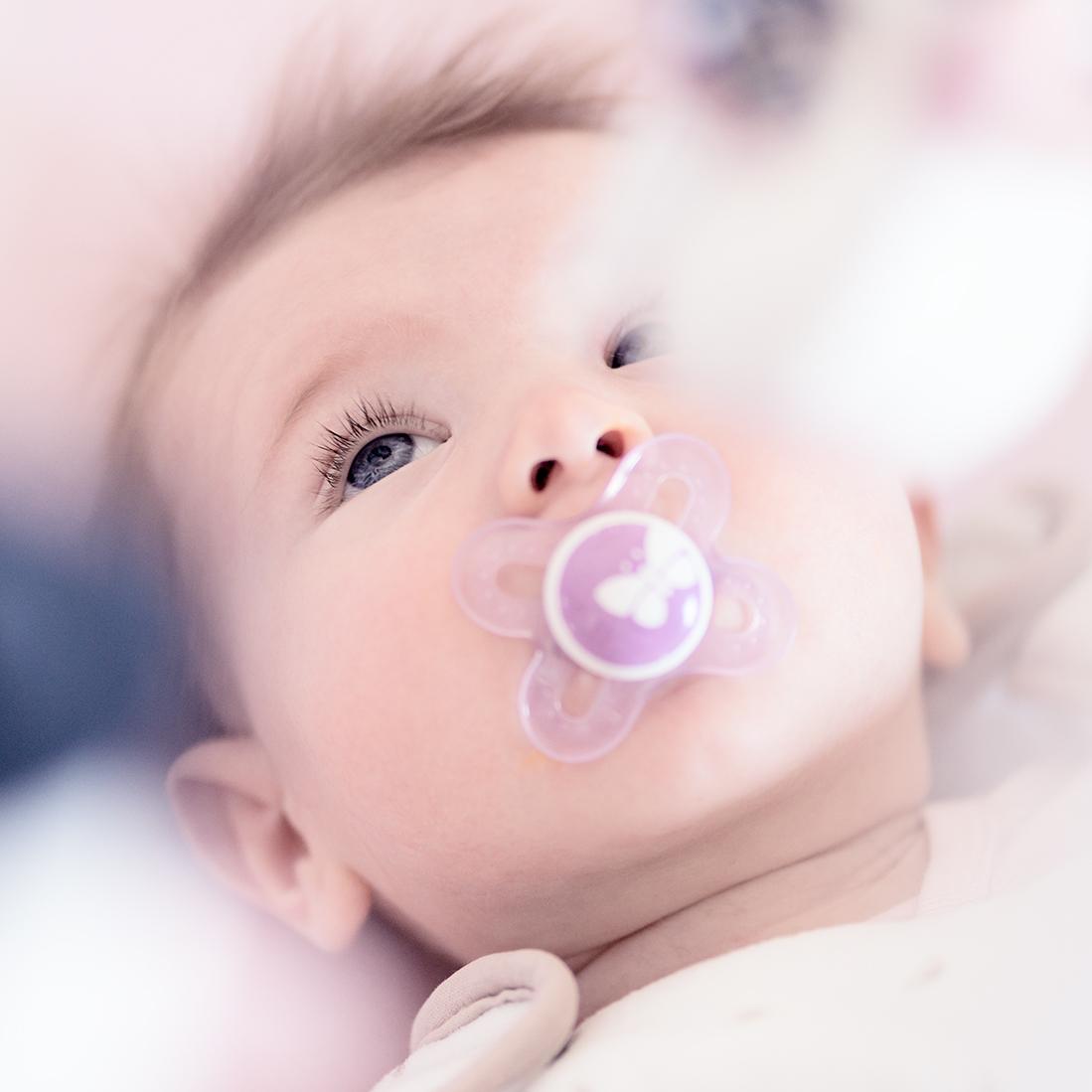bébé yeux bleus armelle dupuis