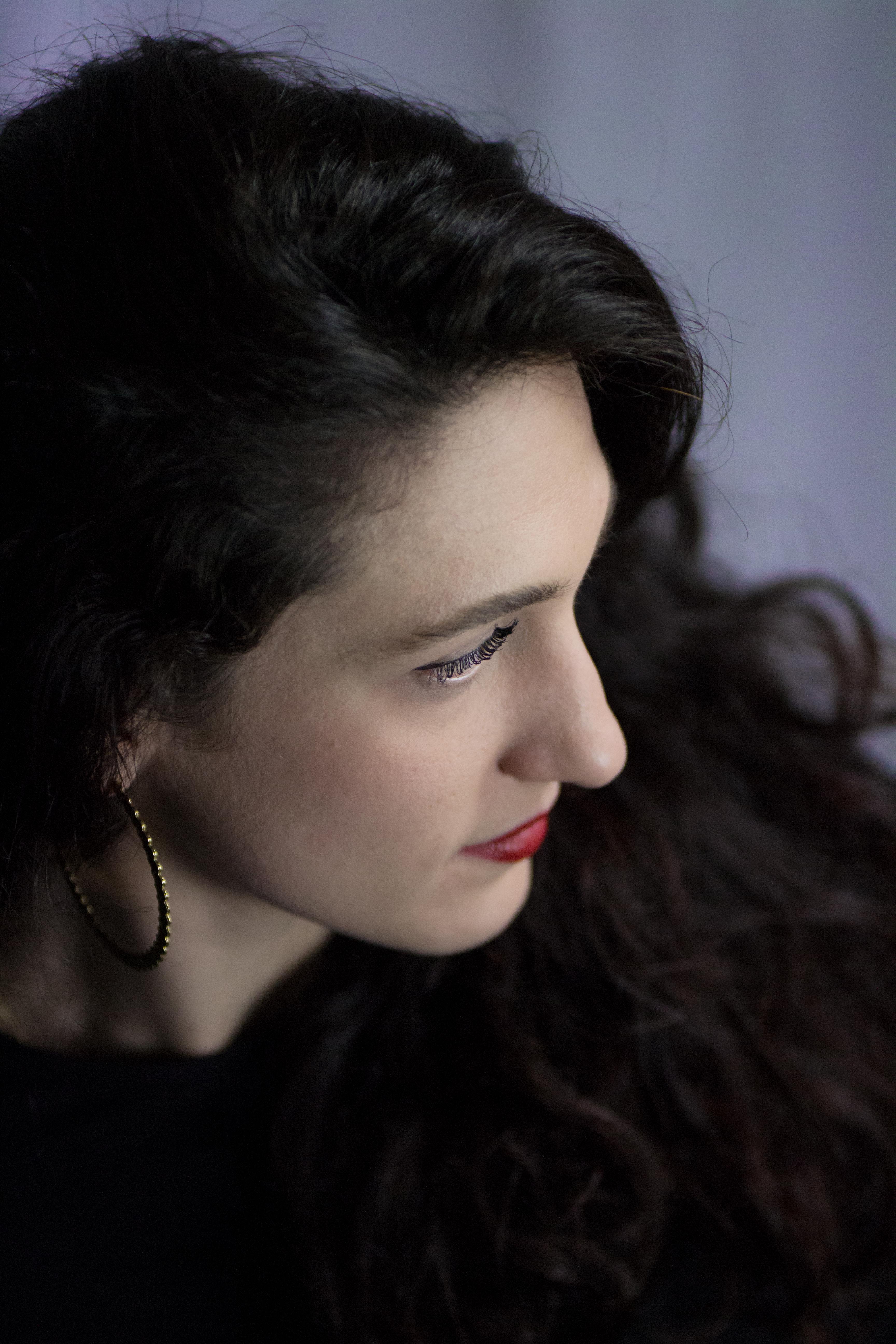 portrait femme lyon photographe armelle dupuis