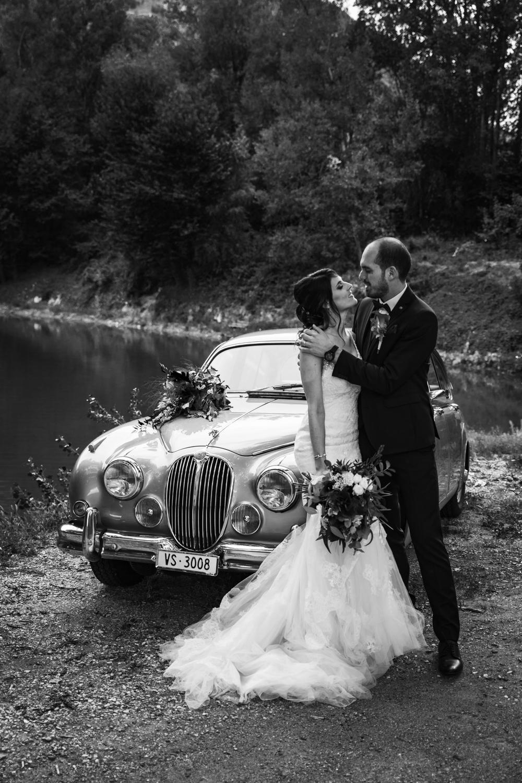 mariage jaguar couple armelle dupuis