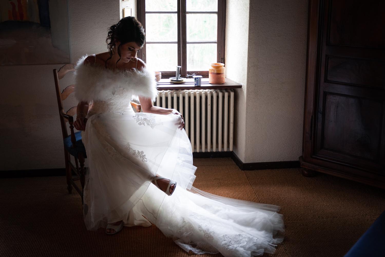 mariage robe suisse armelle dupuis