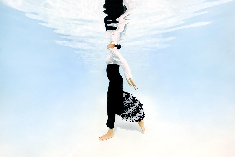 underwater flamenco lyon armelle dupuis