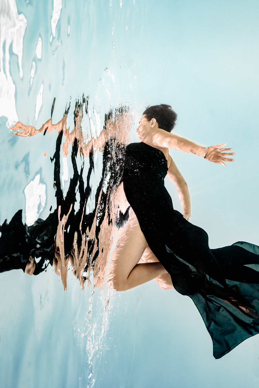 underwater shooting grossesse armelle dupuis