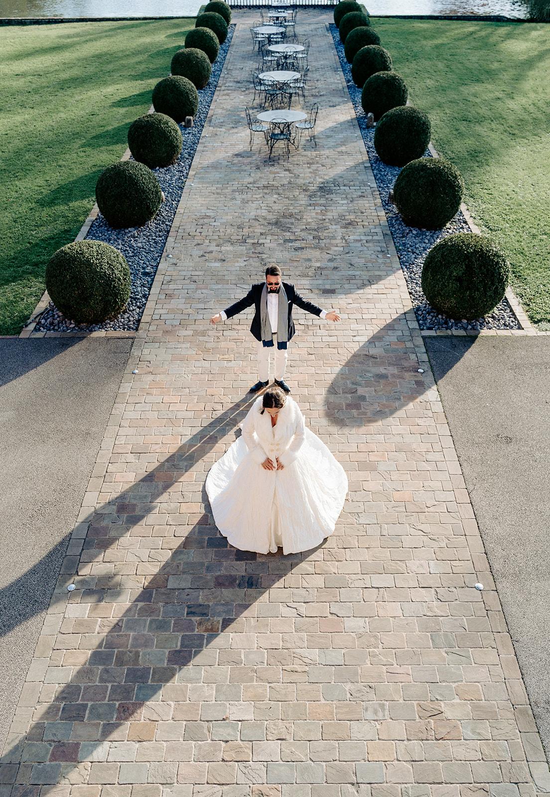 mariage epeyssoles couple armelle dupuis